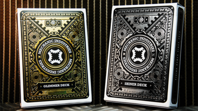 Metallic Deck Set (Limited Edition) by Mechanic Industries