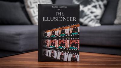 Illusioneer by Carlos Vaquera (boek)