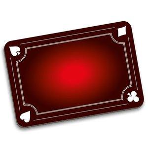 VDF Close up mat Hot Volcano Red