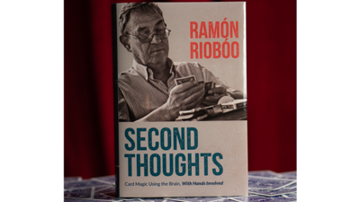 Second Thoughts book by Ramon Rioboo and Hermetic Press