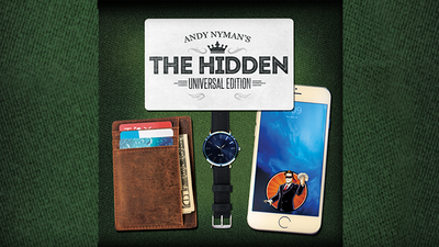 Hidden Universal by Andy Nyman