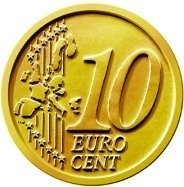 Expanded Shell 10 eurocent