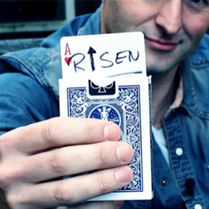 risen - james conti and magicfromholland
