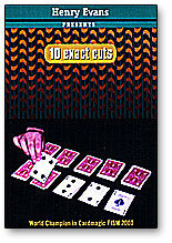 10 Exact cuts - Henry Evans