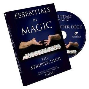 Essentials Stripper deck DVD