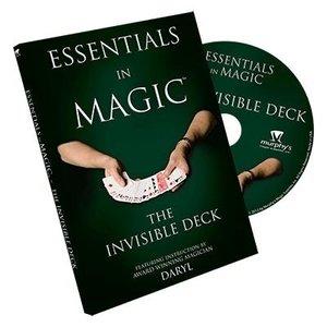Essentials Invisible deck DVD