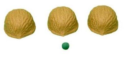 3 Shell game Vernet