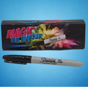 Magic Ink Marker - prank