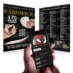 Encyclopedia of Card Sleights (6 volumes)