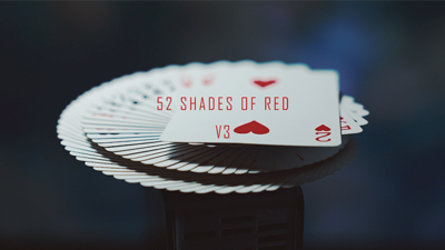 52 Shades of Red Version 3 by Shin Lim