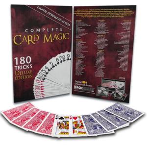 Complete card magic download set