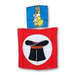 Rabbit from Hat Silks