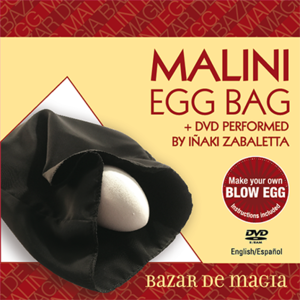 Malini Egg Bag Pro (bag and DVD)