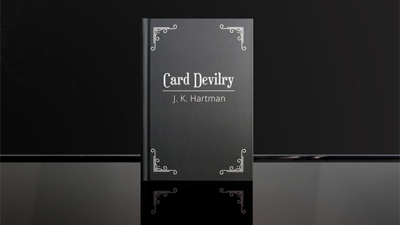 Card Devilry book by J.K. Hartman