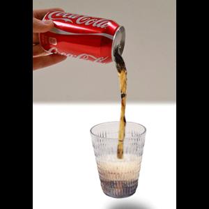 Airborne coke can (blikje) magnetic