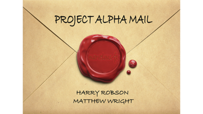Project Alpha Mail by Harry Robson and Matthew Wright