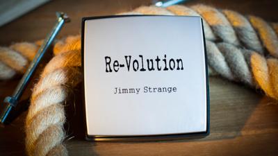 Re-Volution by Jimmy Strange