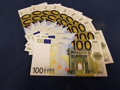 nep biljetten 100 euro