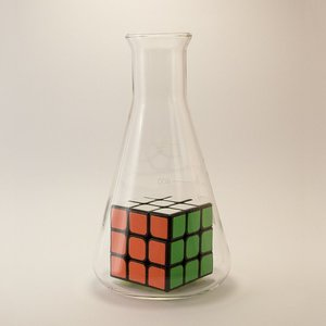 impossible bottle - rubiks regular