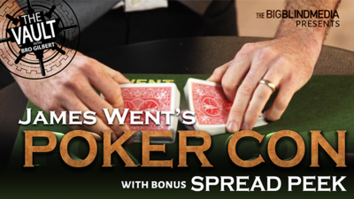 Poker Con by James Went video DOWNLOAD