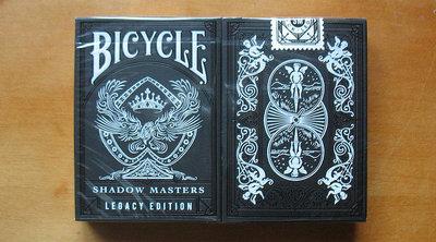 Bicycle Shadow Masters Legacy deck