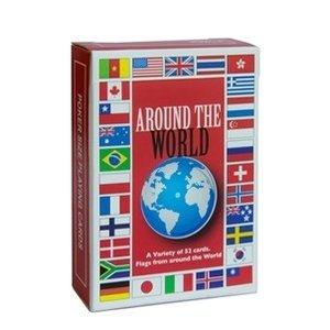 Around the world - mind reading deck