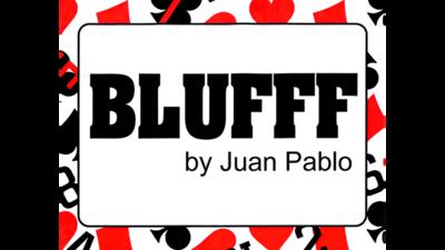 BLUFFF (Joker to King of Clubs ) by Juan Pablo Magic