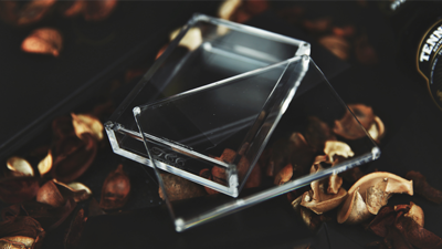 Crystal Playing Card Display Case By TCC