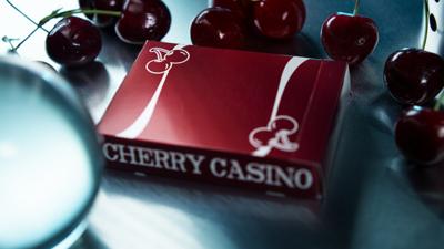 Cherry Casino Reno Red Speelkaarten
