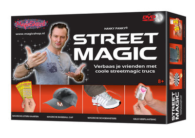 street magic goocheldoos