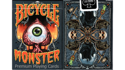 Bicycle Monster speelkaarten