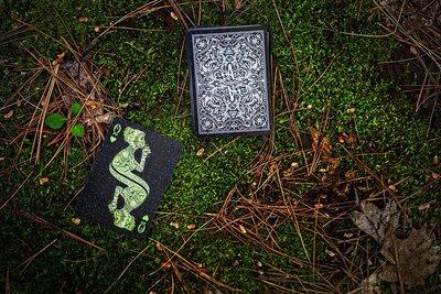 Absinthe speelkaarten