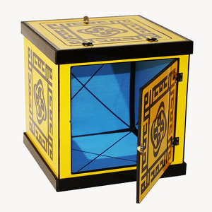 Production Box - Folding