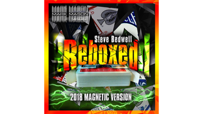 Reboxed 2018 magnetic version - Steve Bedwell
