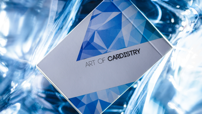 Art of Cardistry Playing Cards - Frozen Edition