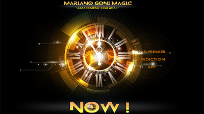 NOW! iPhone Version by Mariano Goni Magic