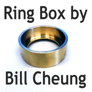 Ring Box - Bill Cheung