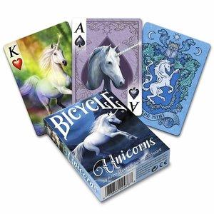 Bicycle Anne Stoke Unicorns speelkaarten