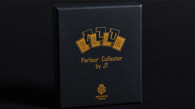 Parlour Collector by JT and BOCOPO Magic