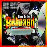 reboxed - Steve Bedwell