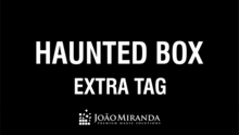 Extra Tag for Haunted Box by João Miranda