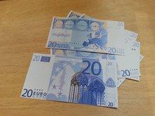 nepgeld 20 euro