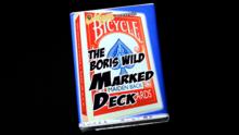 The Boris Wild Marked Deck (RED) by Boris Wild